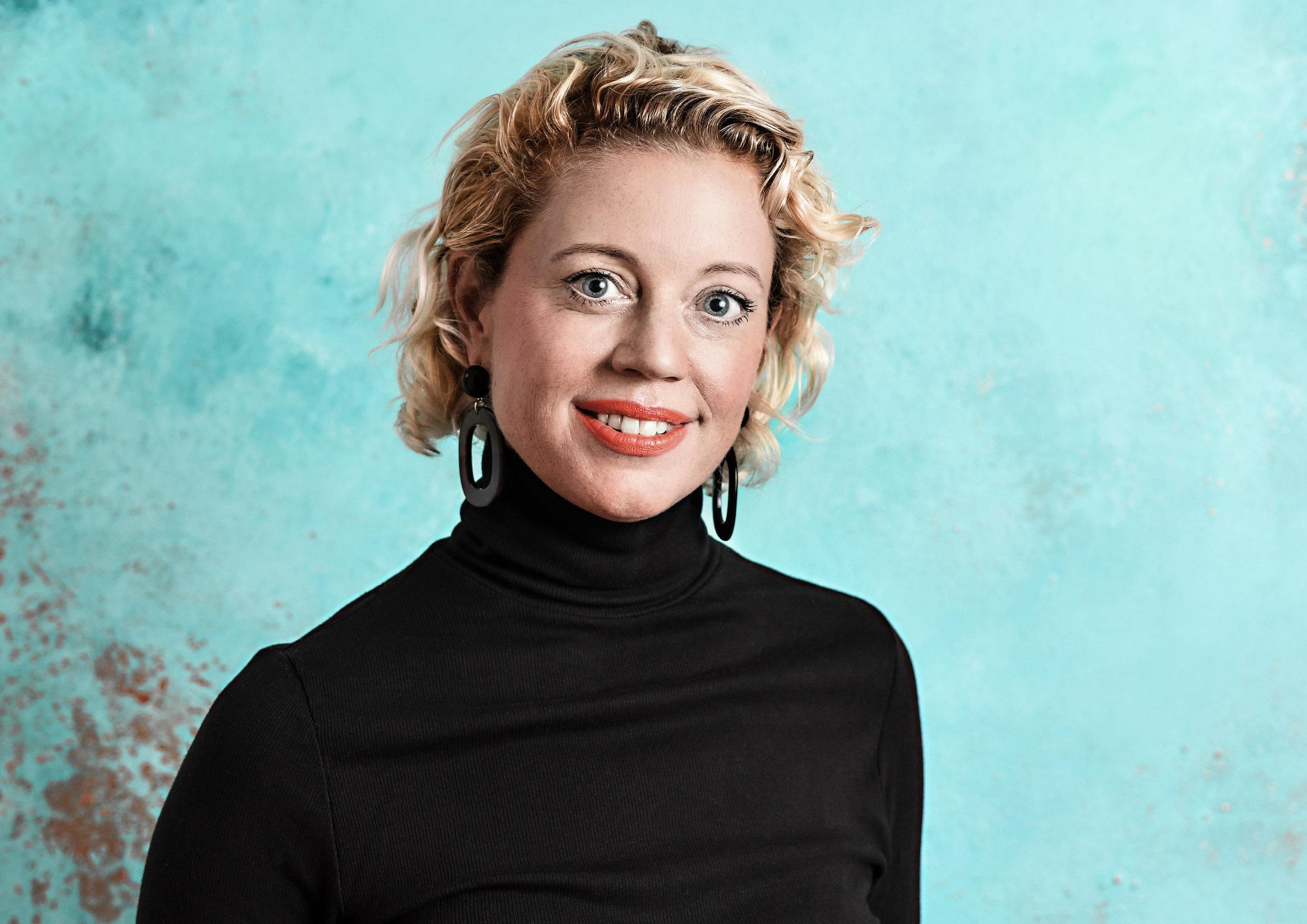 Wiebke Riekenberg, November 2018