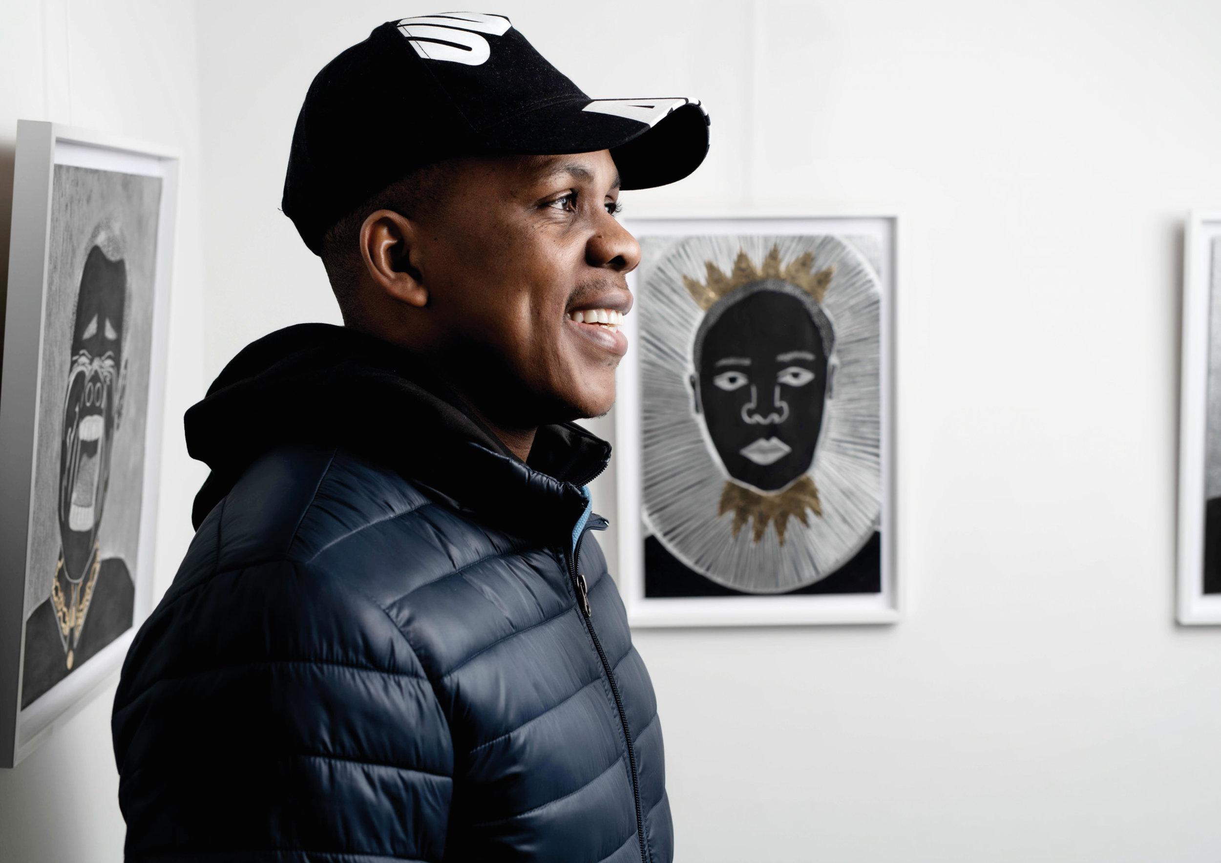 O'Maurice Mboa – März 2019