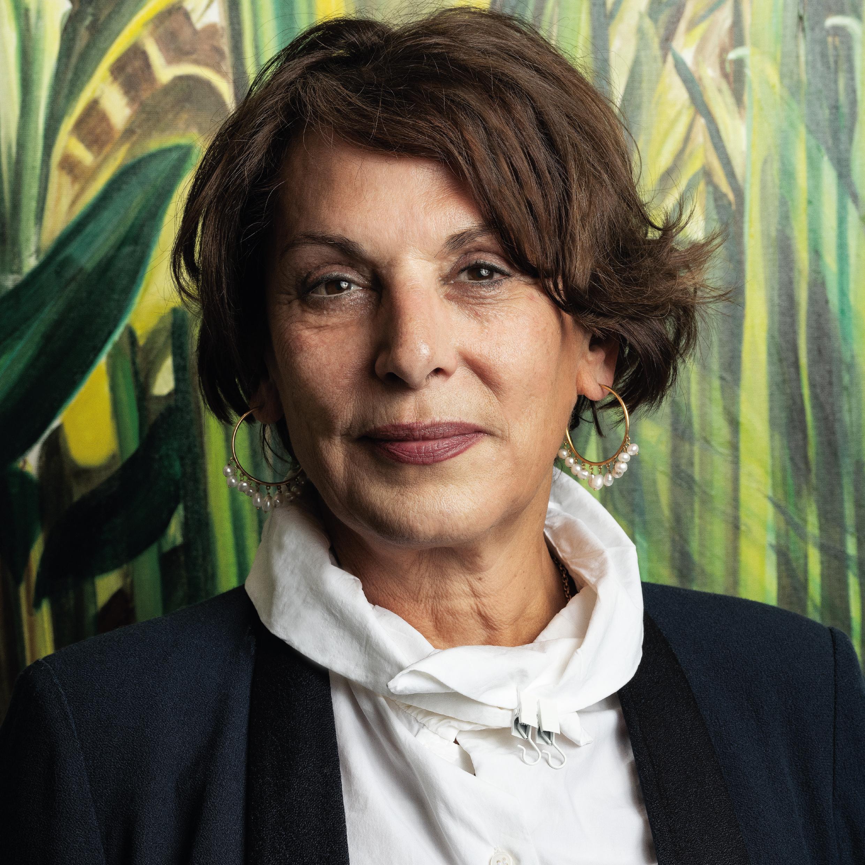 Homeira Sadeghi - April 2019