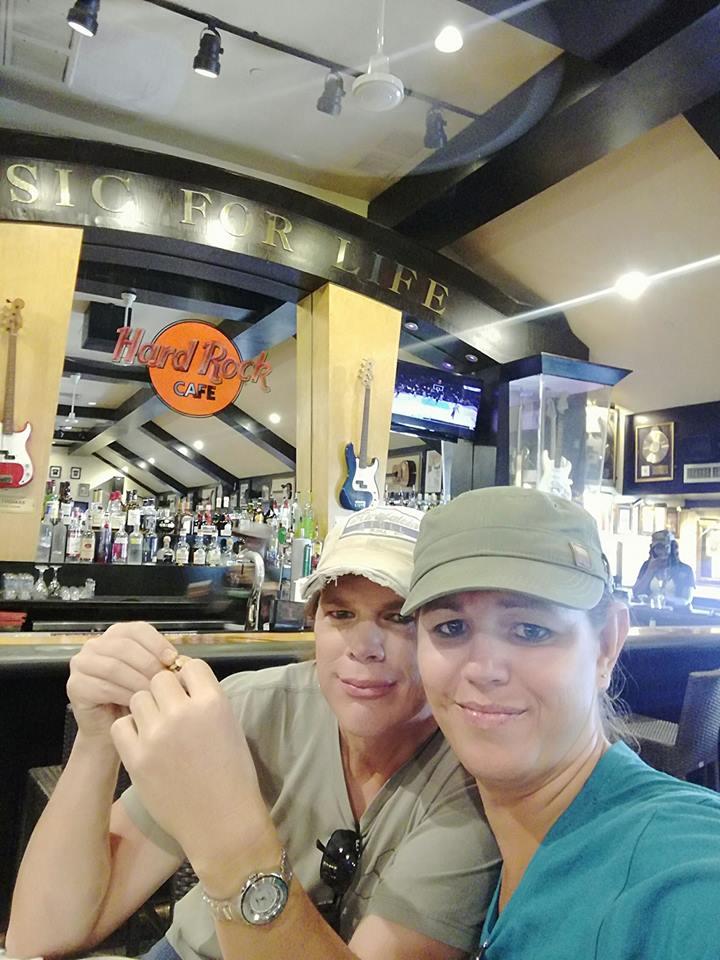 Wings at Hard Rock Cafe Nassau