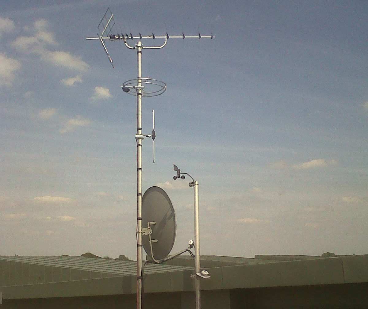 Aerial & Satellite - Digital Freeview/Freesat HDEuropean SatelliteTV, FM & DAB Aerials