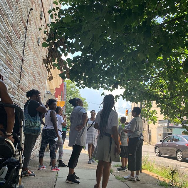 It's a great day to walk. It's not to late to register. See at 11 am for today's Hood Hike. https://www.eventbrite.com/e/hood-hikes-and-youthworks-cohort-exhibition-tickets-65685678633?ref=eios