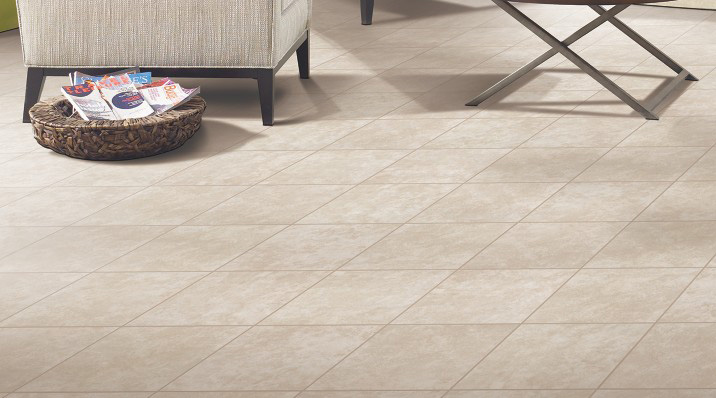 Ceramic - Ceramic tiles can be a good choice if you are looking for cost-savings. They come in a wide variety of colors and shapes to add character to your home.