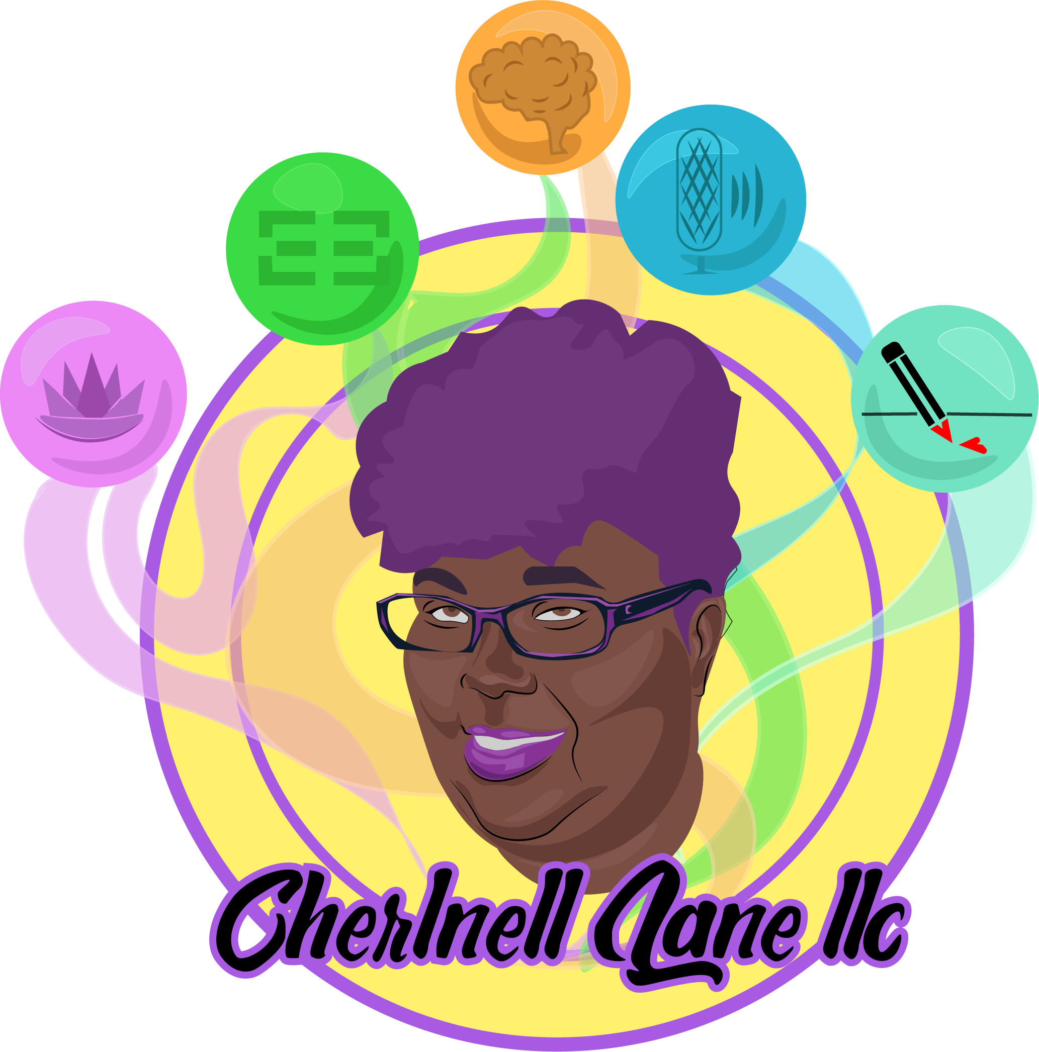 Cherlnell Lane is a roaring fire, under a cool demeanor, with a kind soul, that she shares authentically in hopes of healing the world. -