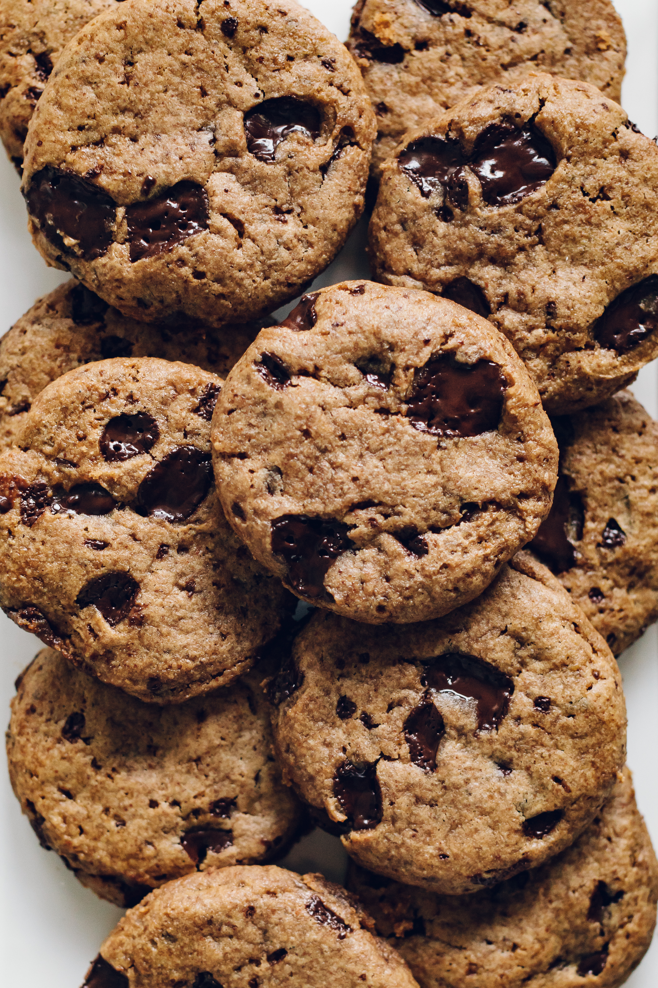 Chocolate Chip Cookies by Jessie May