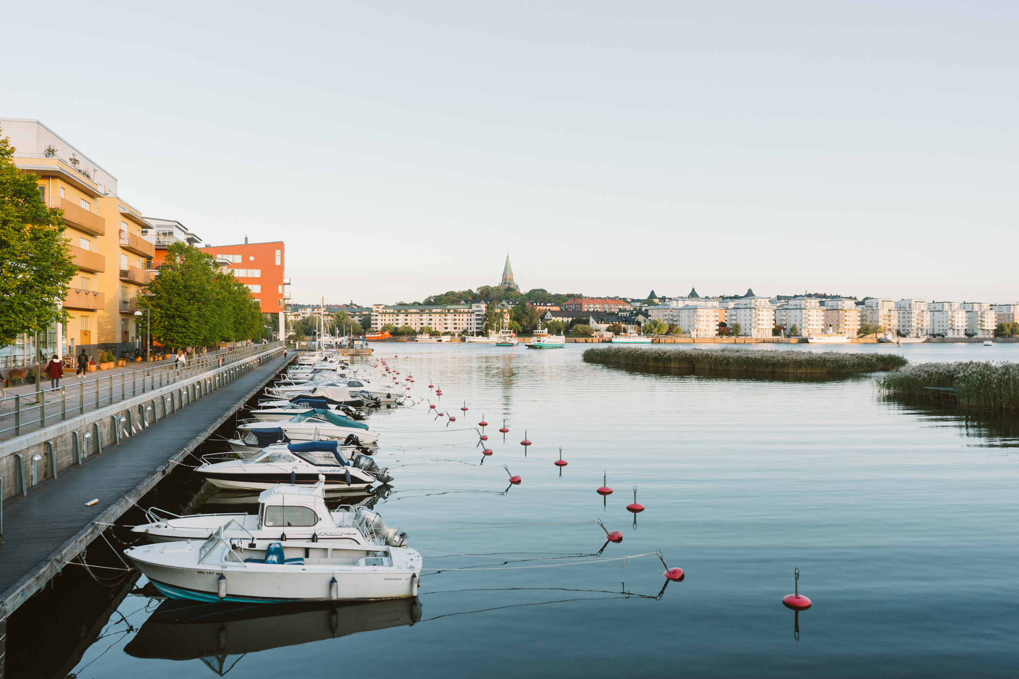 Stockholm, Sweden by Jessie May