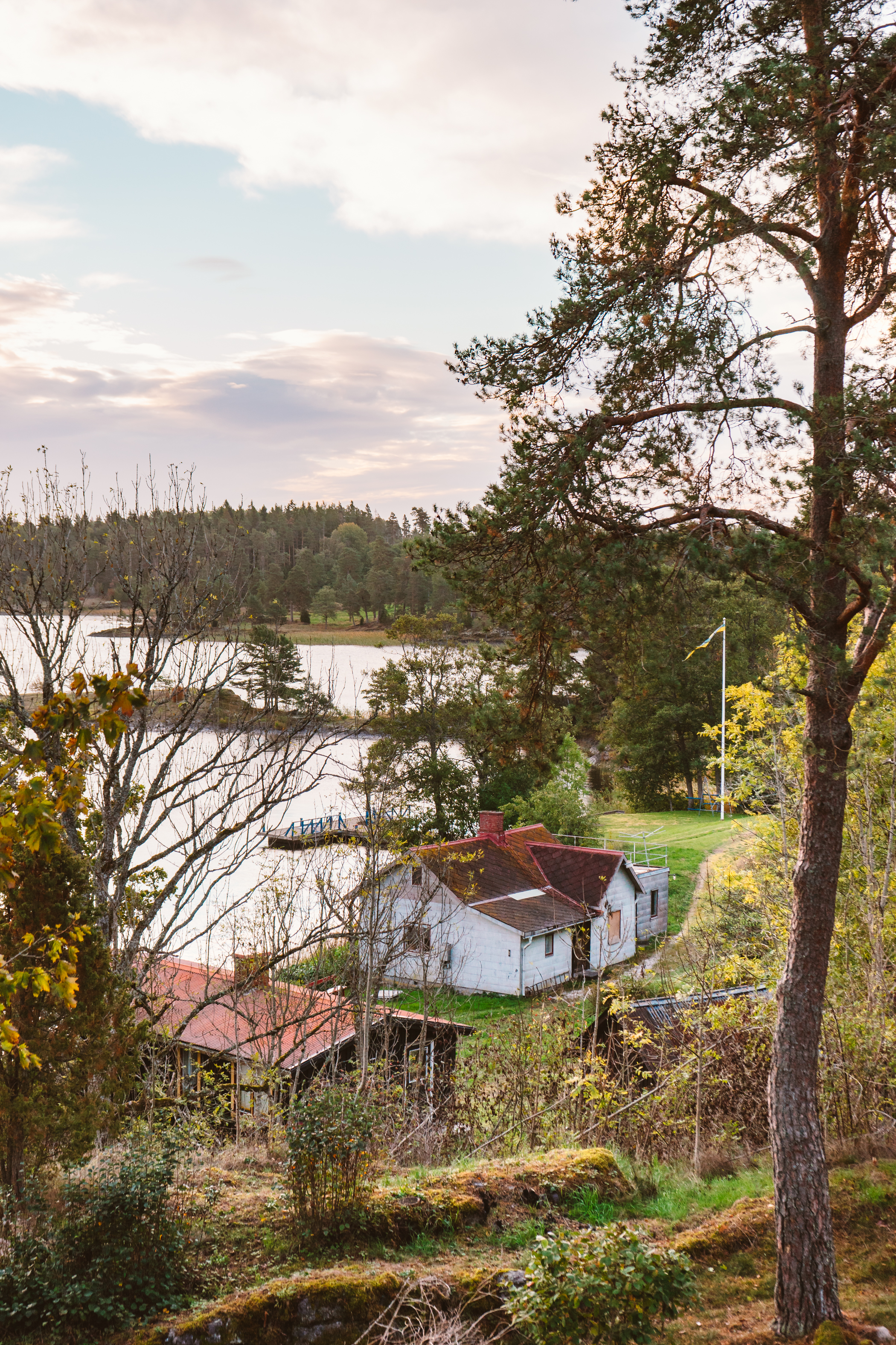 Dalsland, Sweden by Jessie May