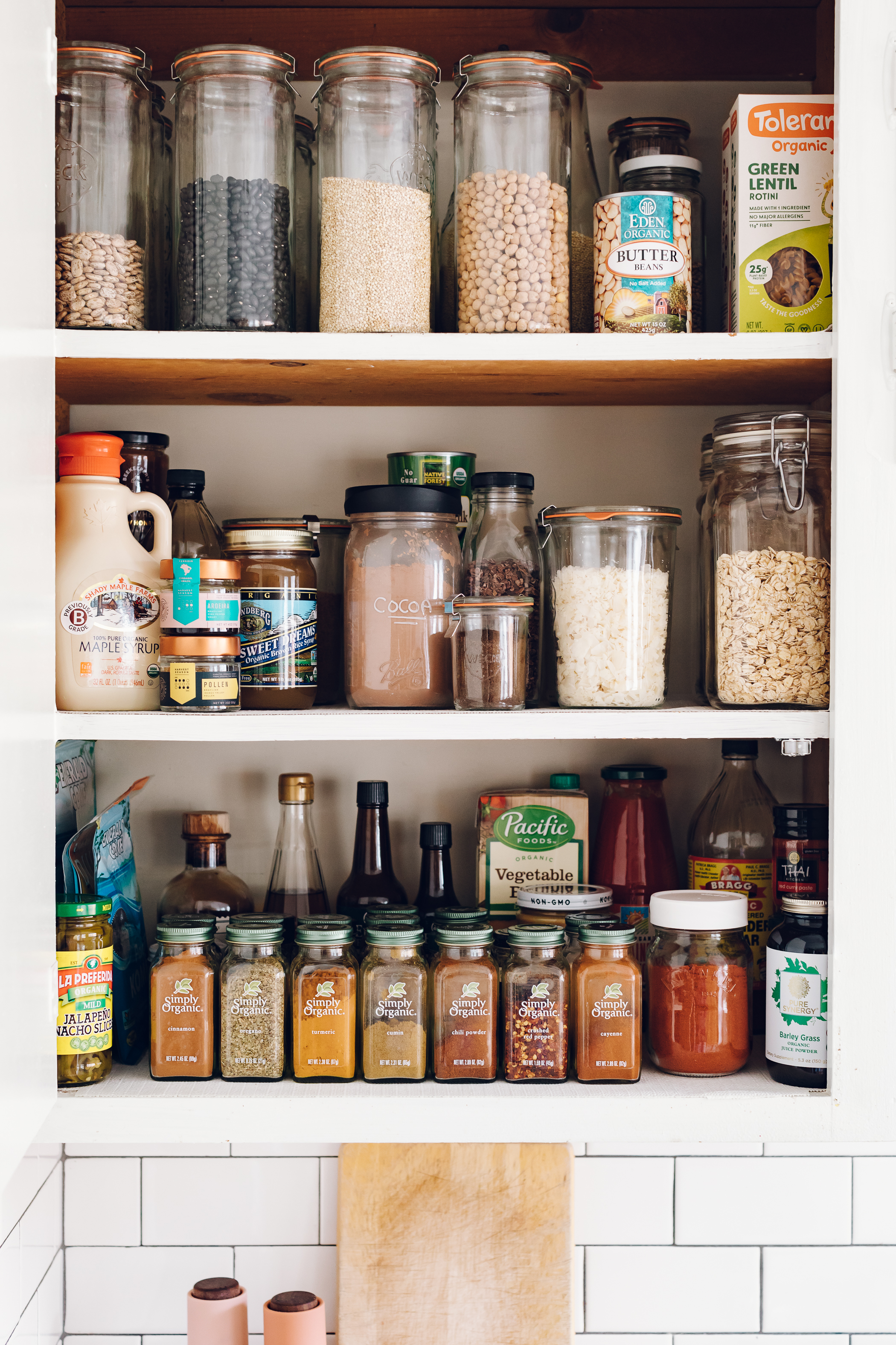 Inside My Pantry by Jessie May