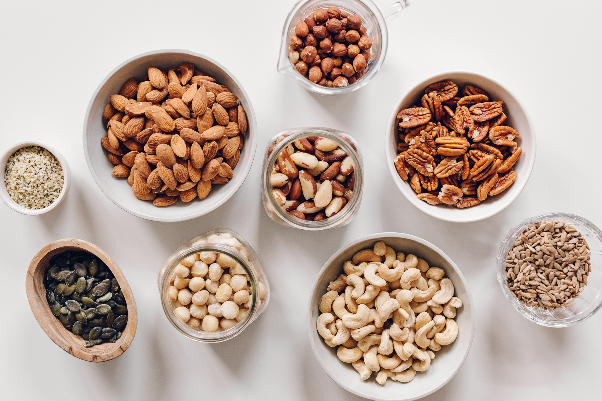 How to Make Nut & Seed Milks by Jessie May