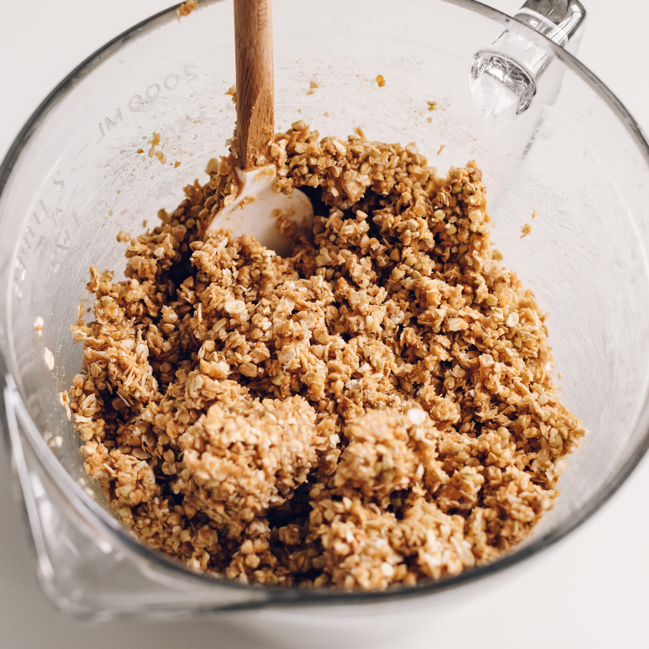 Peanut Butter Granola by Jessie May