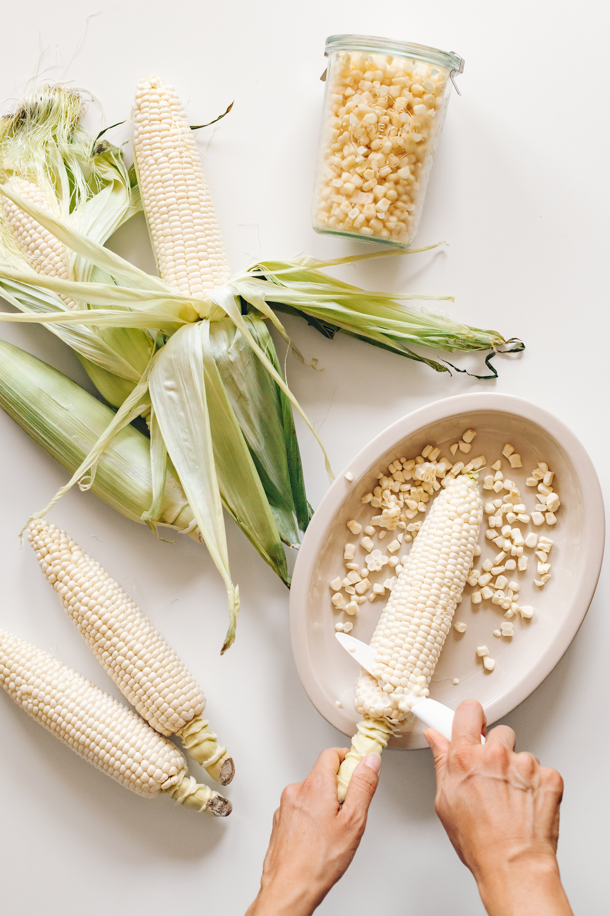 How to Select & Store Corn by Jessie May