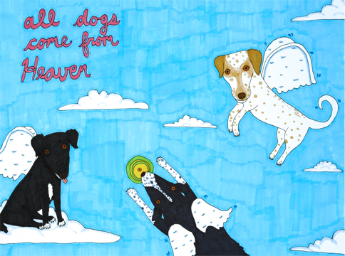 SMB_002_All dogs come from Heavenl_2012_9x12_WEB.jpg