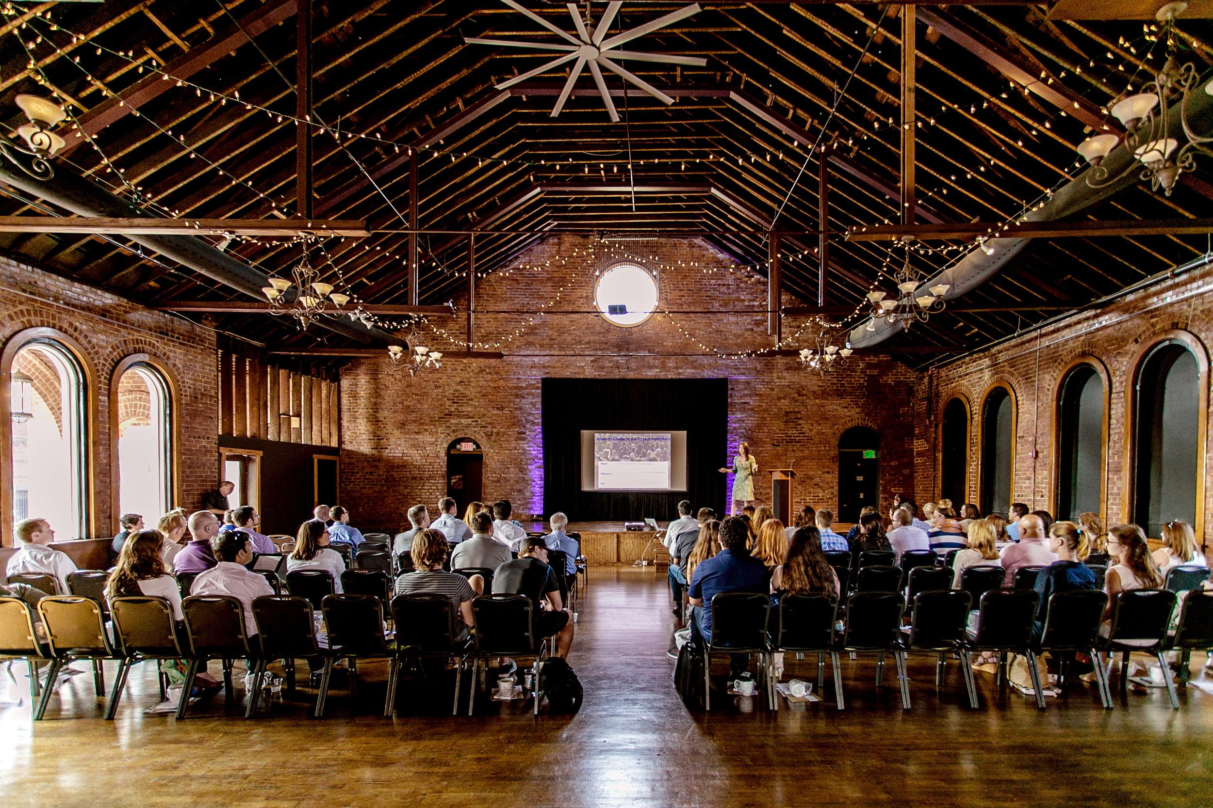Delegator / Google Partnership Event, Chattanooga, TN.