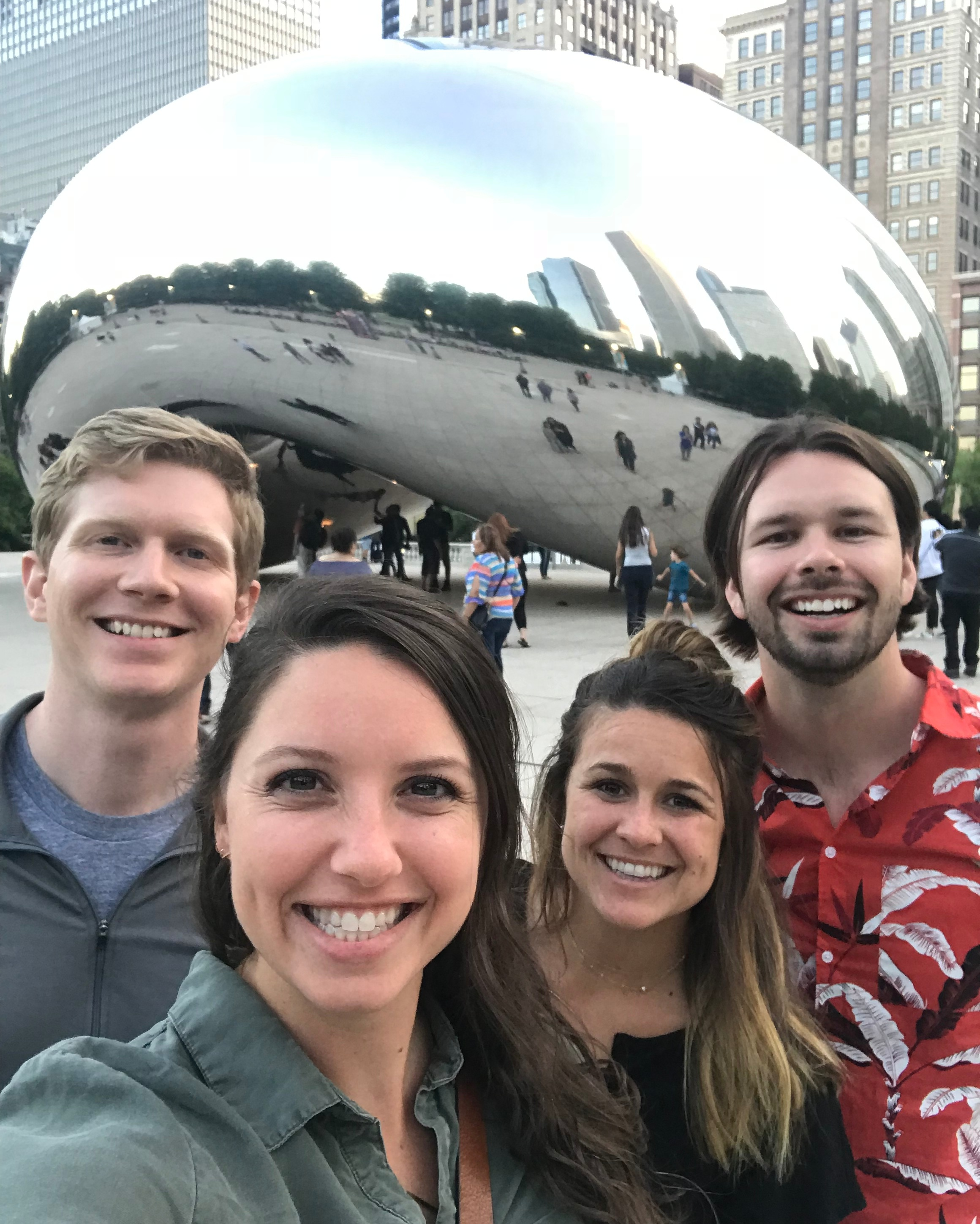 Some of the Delegator team in Chicago for IRCE 2018