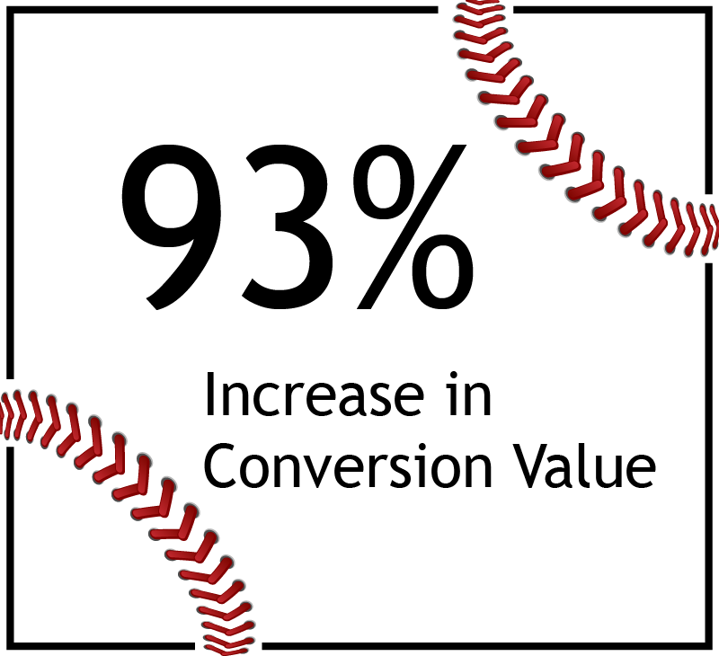 Rawlings - Increase in Conversion Value
