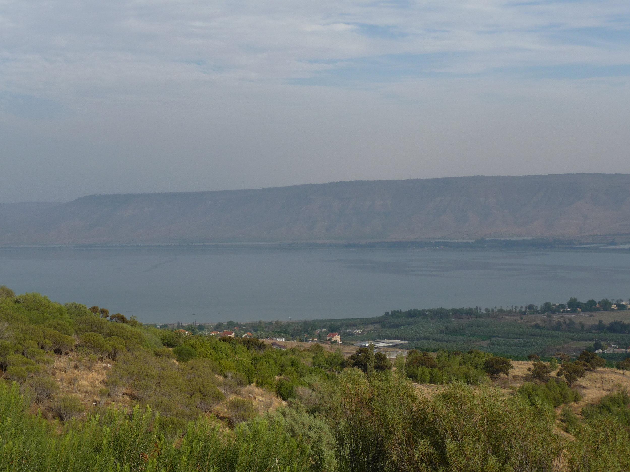 Sea of Galilee (Kinneret).JPG