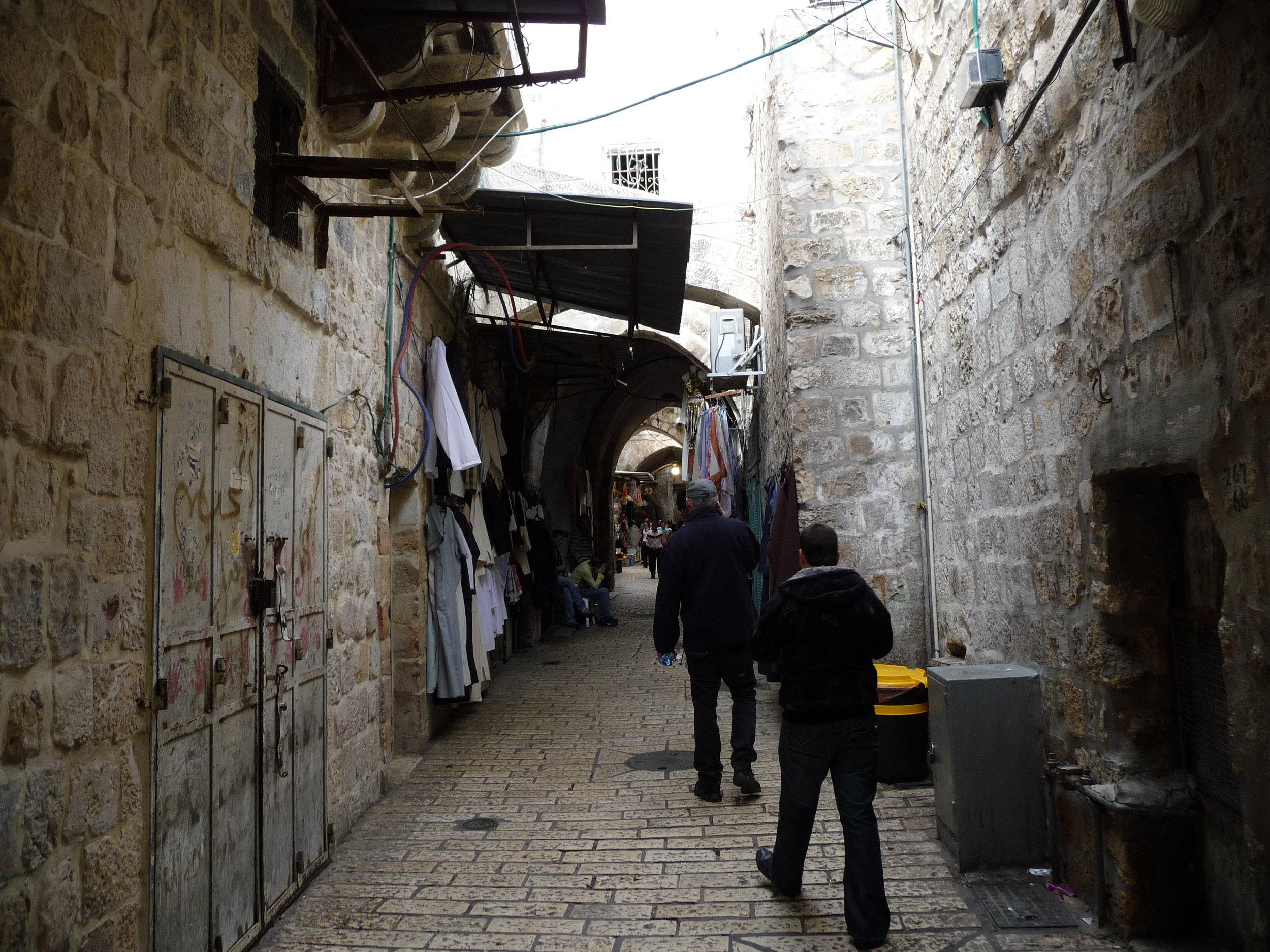 Street in old city.JPG