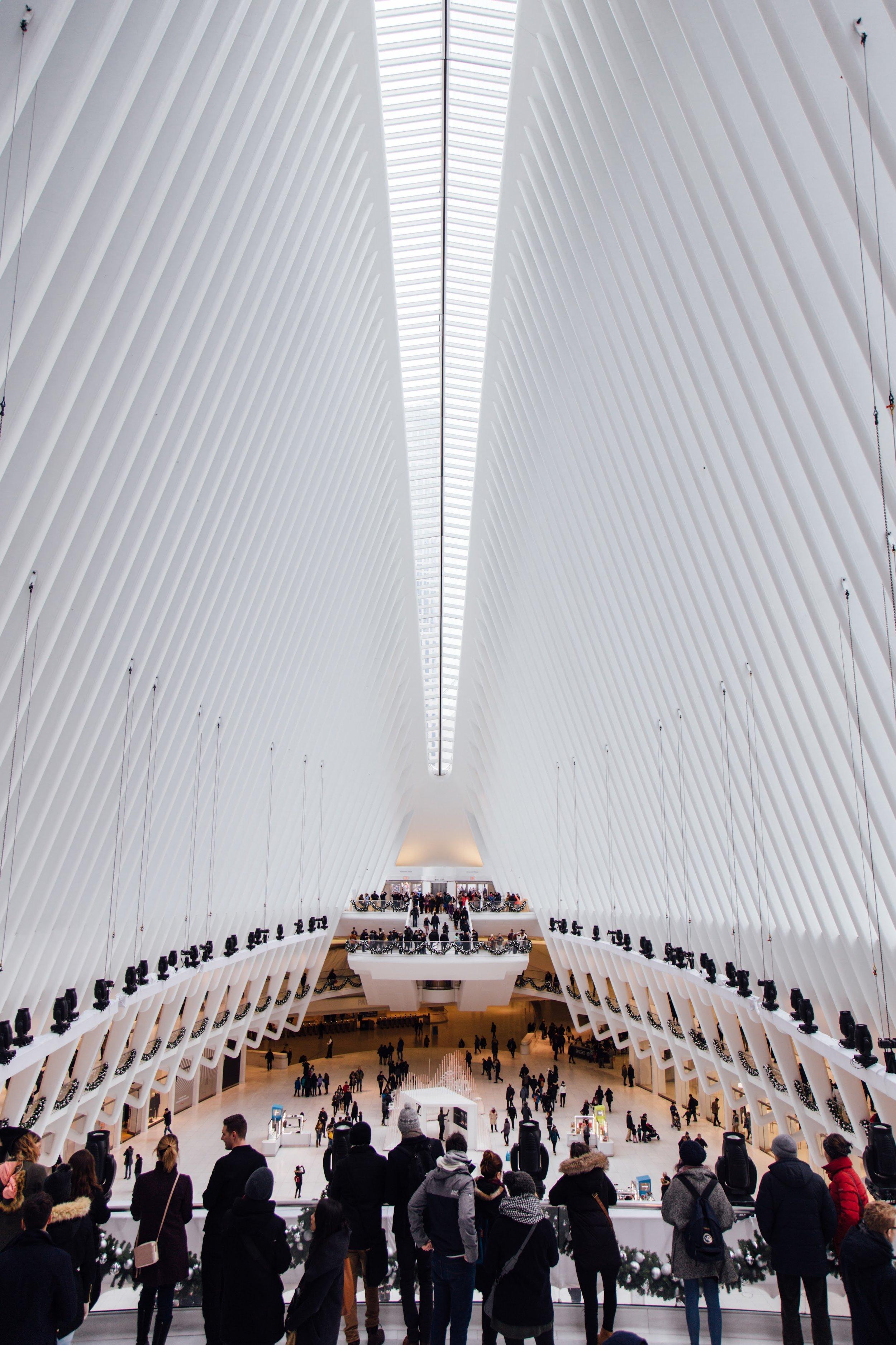 Oculus by Calatrava