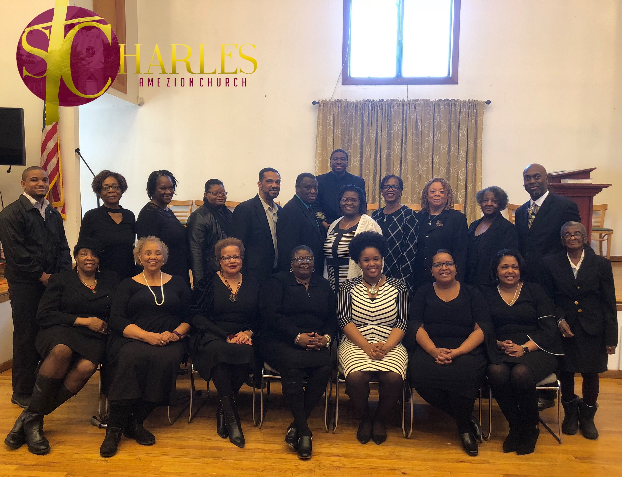 The Samuel L. Shufford Mass Choir - The Samuel L. Shuffled Mass Choir ministers in song every Sunday, along with accompanying Pastor McLauchlin when he ministers in the surrounding community. Under the leadership of our Minister of Music Daniel Perkins and Choir President Lawanda Lane, the choir has seen tremendous growth in membership. The choir rehearses every Tuesday night at 6 pm to maintain continued excellence in their craft as they prepare themselves to minister in song.