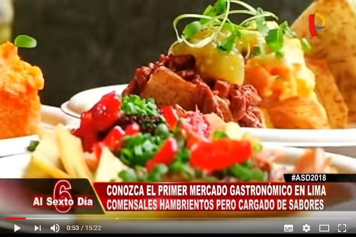 Mercado N° 28: conozca el primer mercado gastronómico en Lima - Al Sexto Día