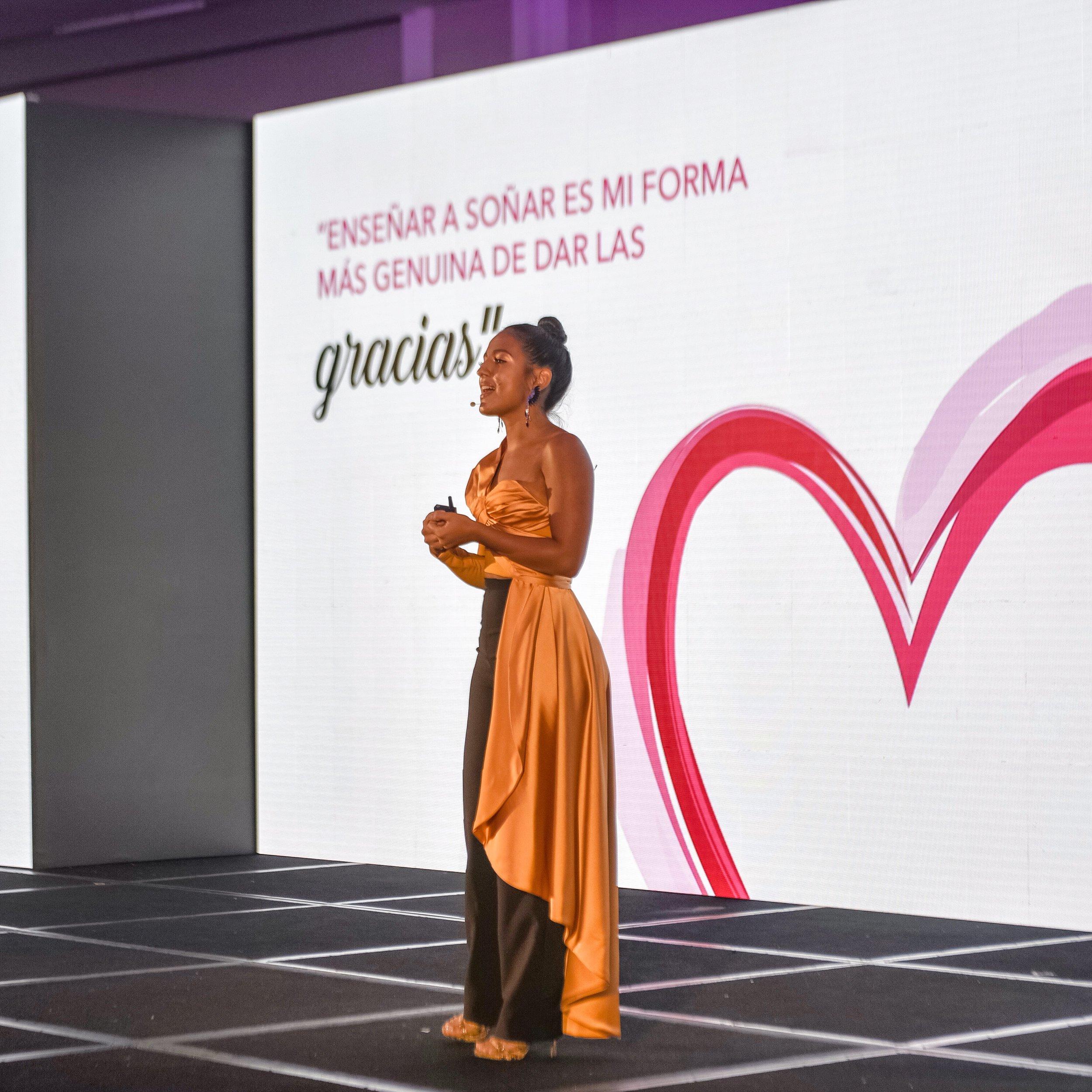 marca personal enseñar a soñar sueños metas goals 2018 conferencia