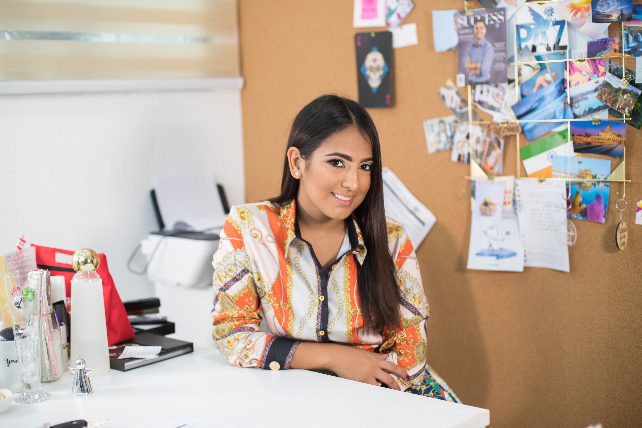 Paloma De la cruz fashion travel inspiration blogger coach millennial  dreams goals