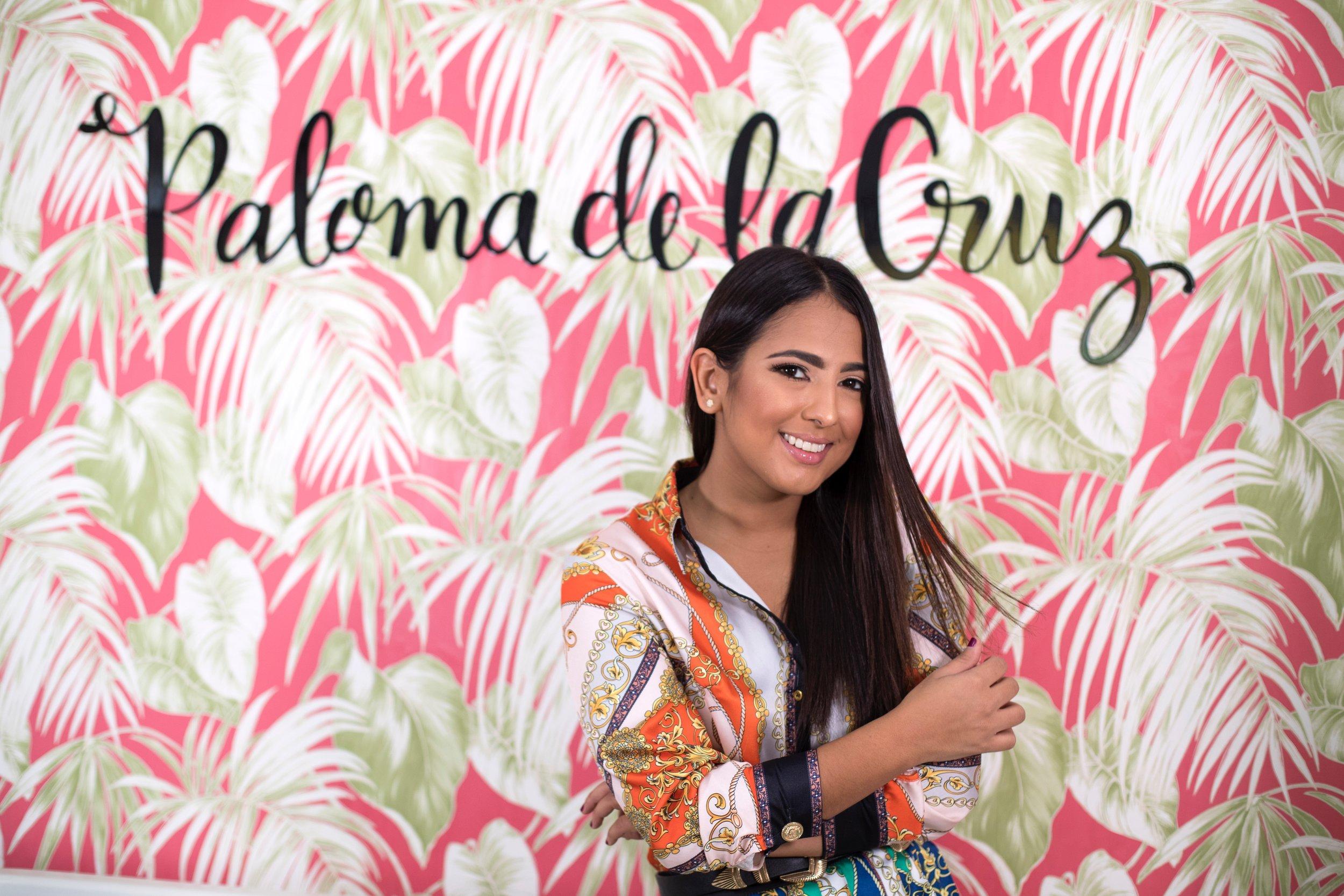 coach millennial Paloma De la cruz fashion travel blogger influencer