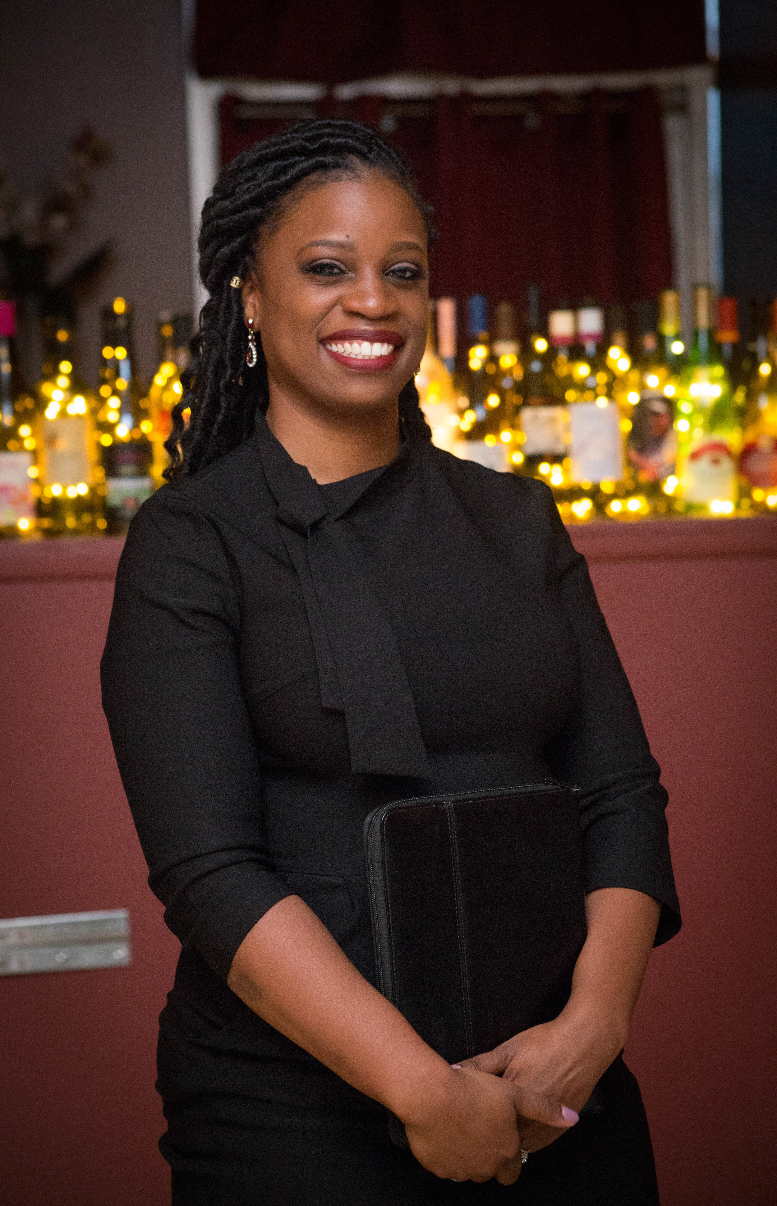 Minister Sharnise Sears - Photo Credit  www.stayfocusedfilms.com
