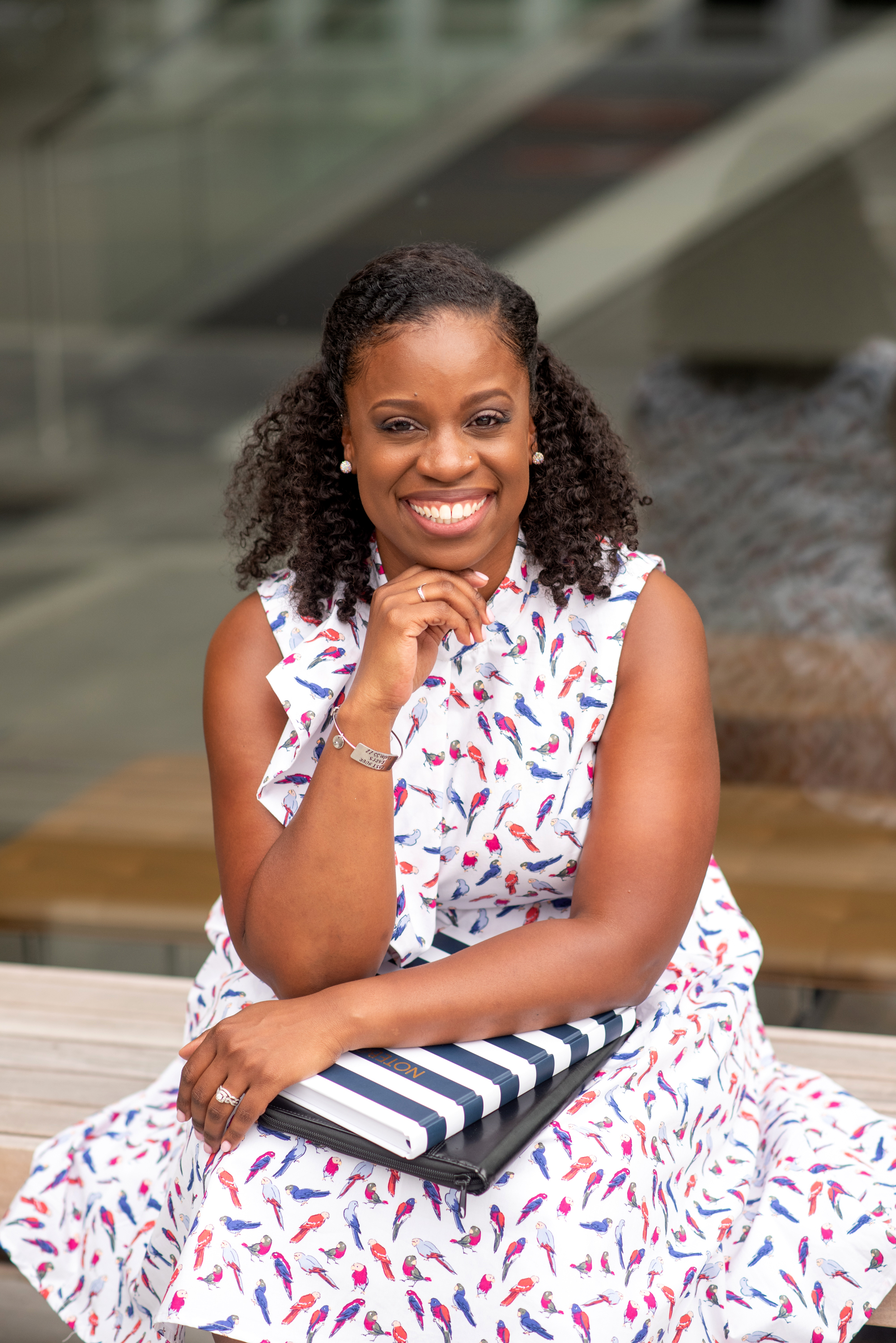 Sharnise Sears- Cleveland's Own Love Leader & Wedding Minister at Weddings By Cpe