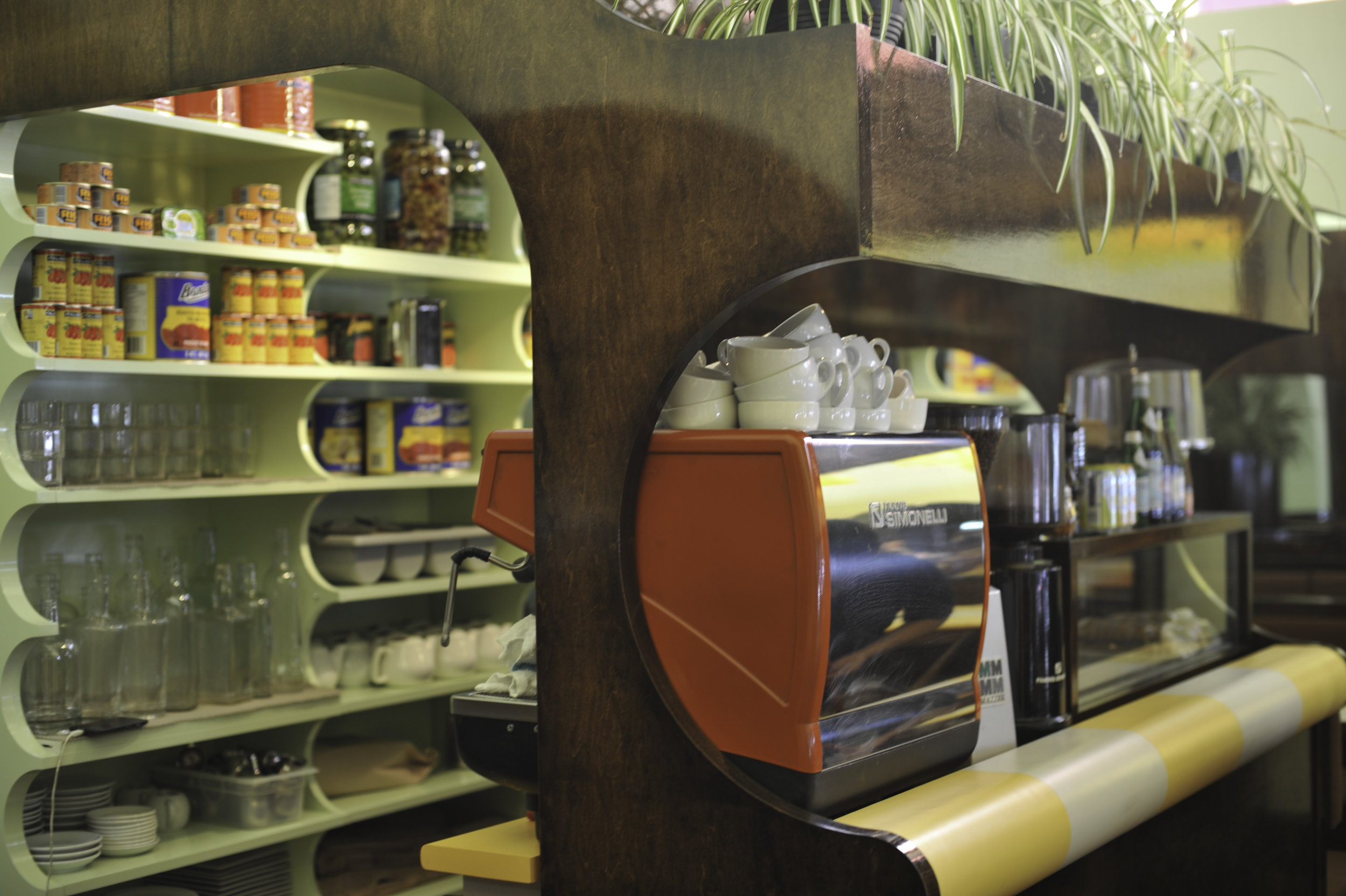 Espresso Machine Centro Denman