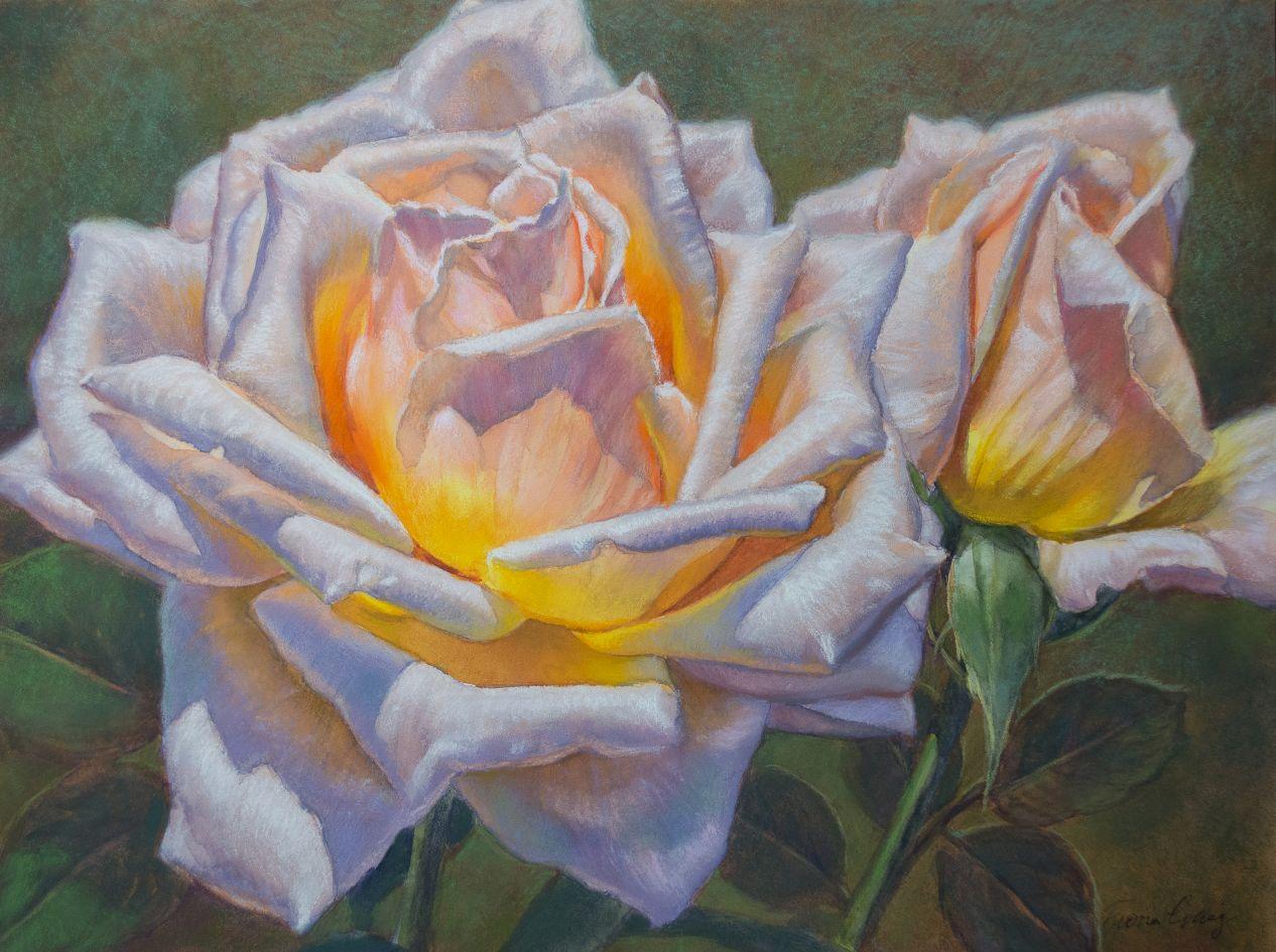 Summer Roses, 2