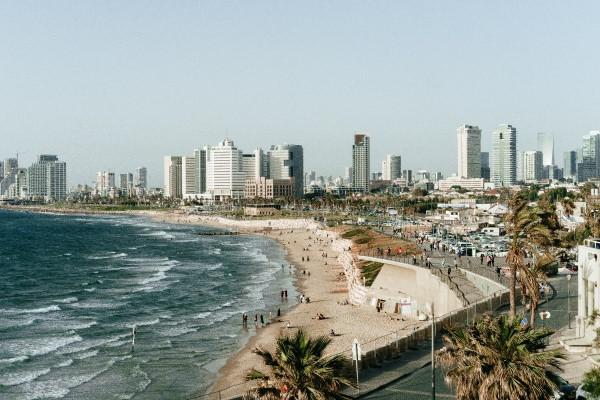 Modern Day Tel Aviv, Israel