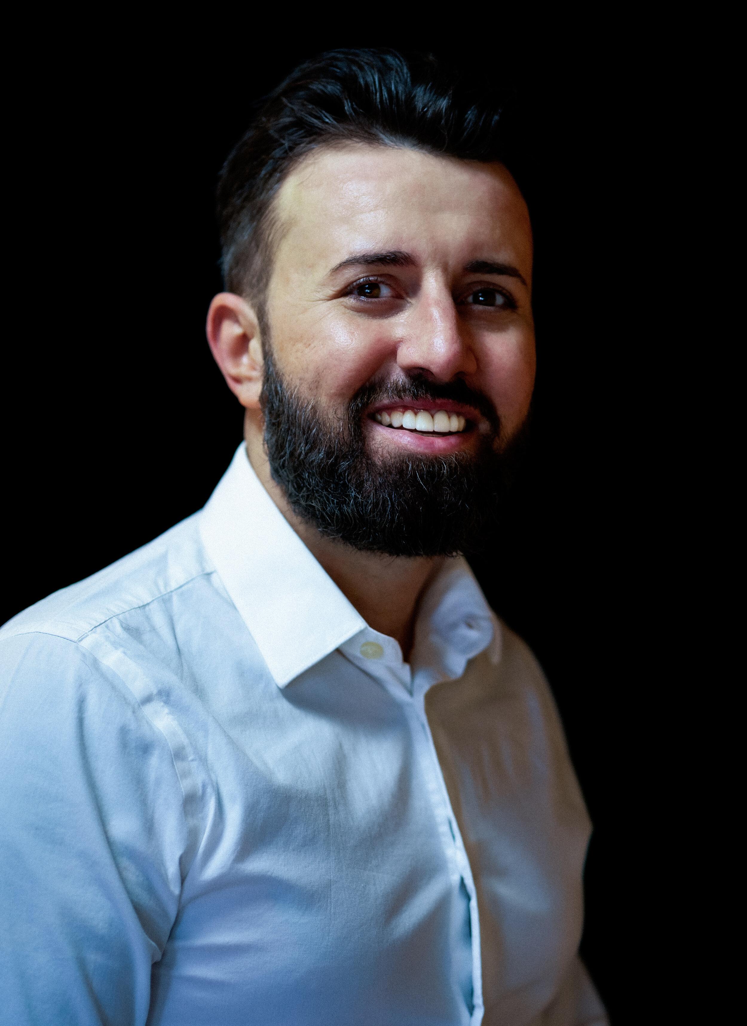 Matt Ramos - Apprentice Barber