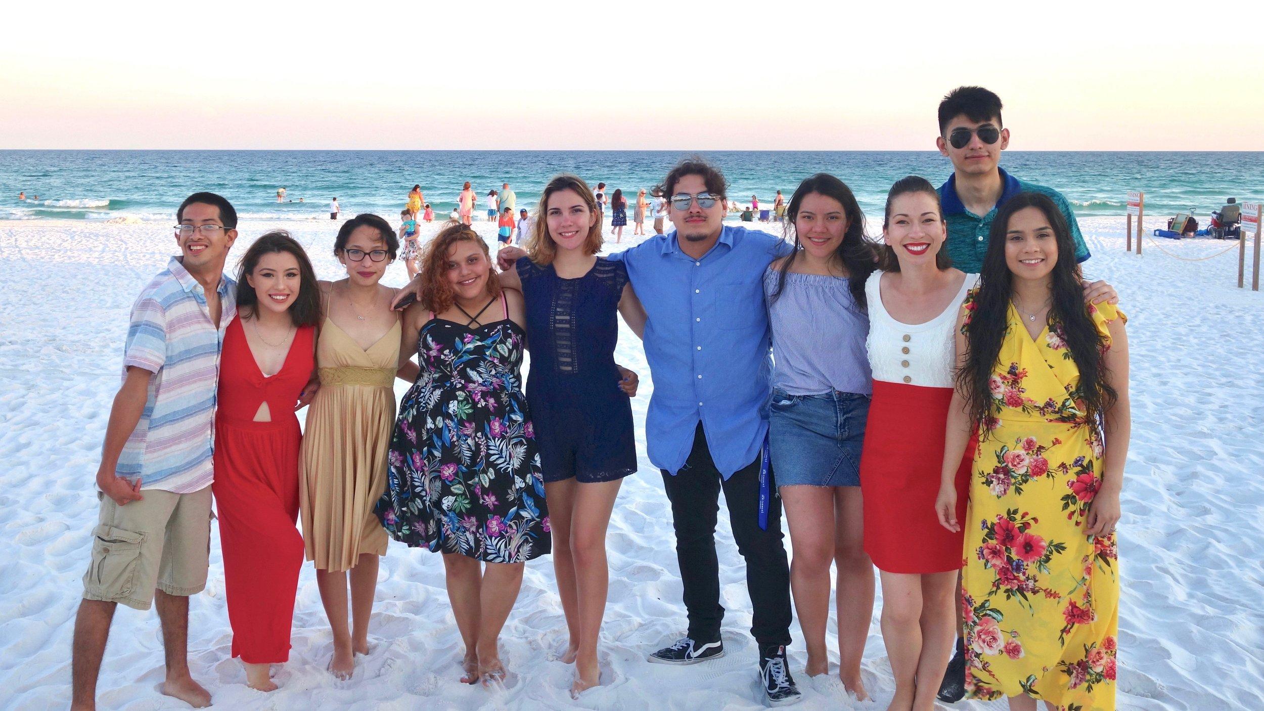 Group Beach Retreat