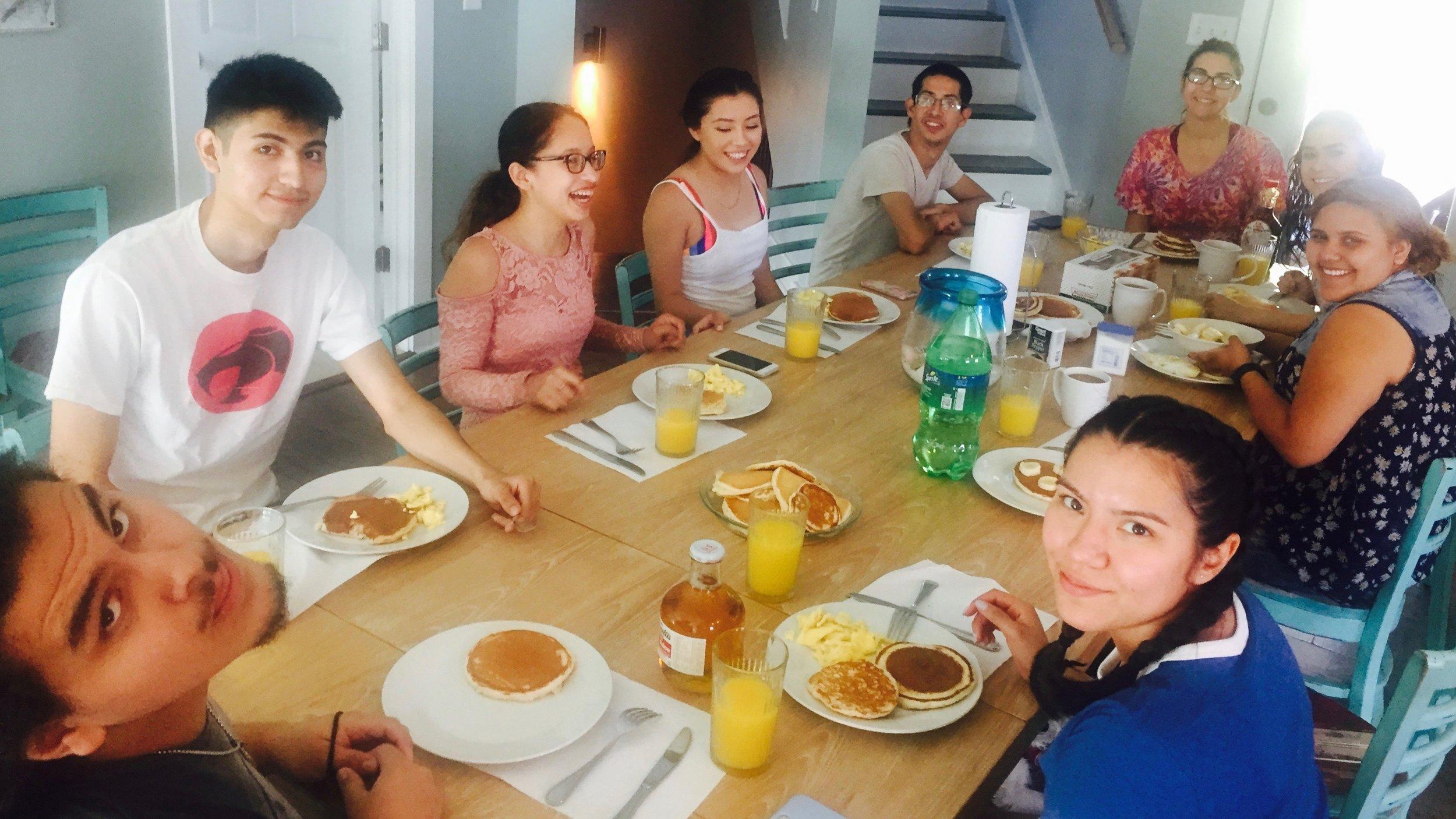 Group Breakfast