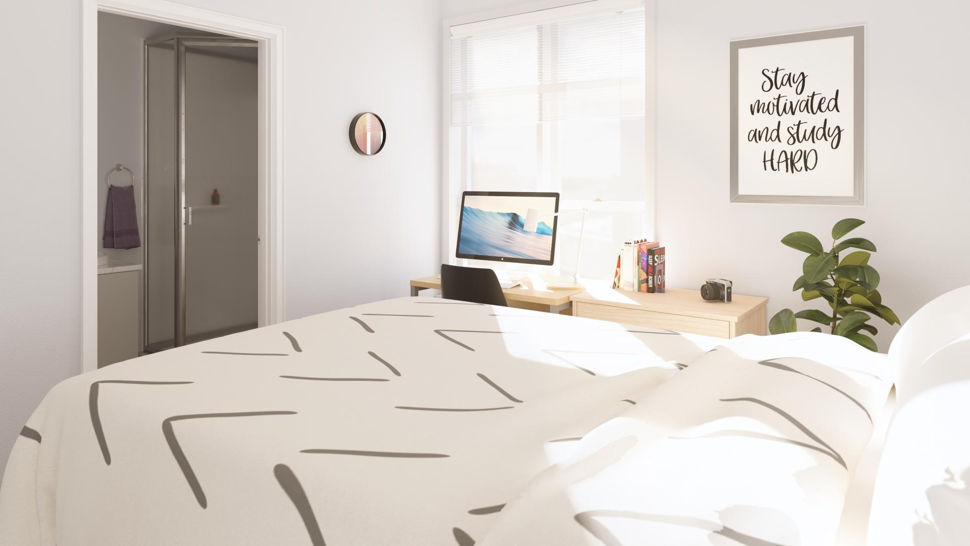 Domus Student Housing, The W London