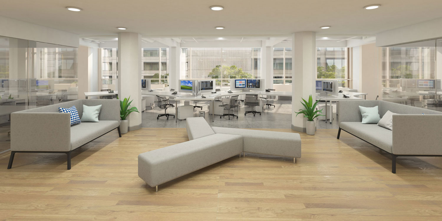 Oxford Properties, Office Concept
