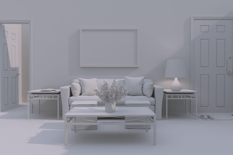 Living Room Concept, Block-In