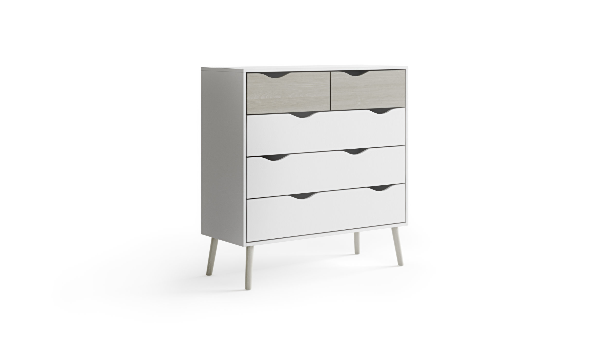 Furniture Model, Comfortable Elegance Style Dresser
