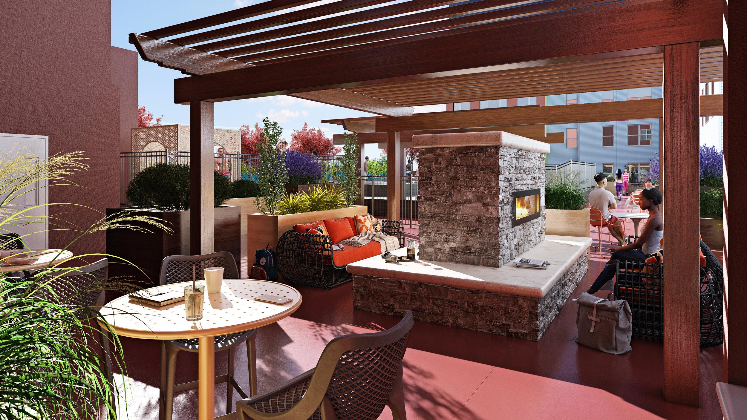 Pre-Build Apartment, Reno, NV