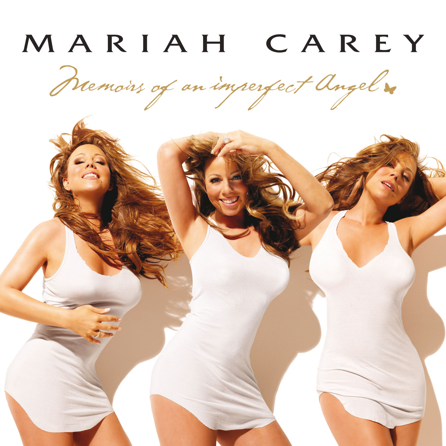 I have some friends that are quite, um, they have inner anger. - Mariah Carey