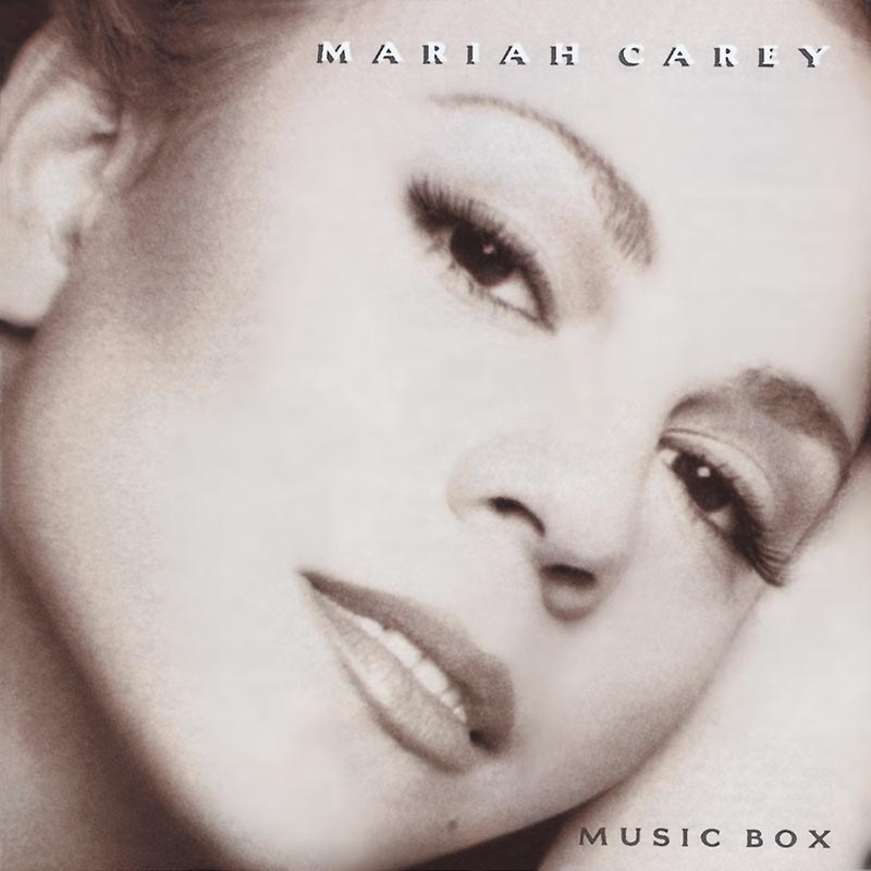 We actually got a real music box and sampled that and kept the name - - Mariah Carey