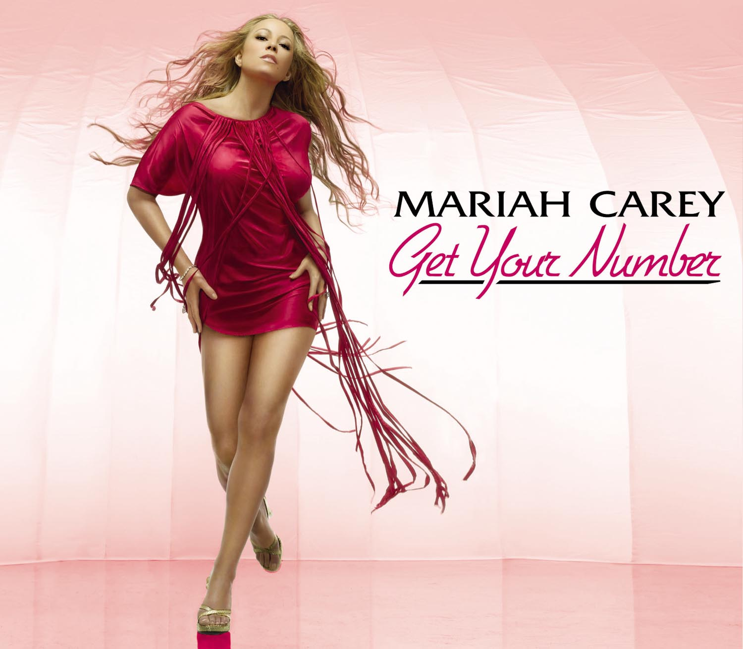 Mariah is singing unlike we've heard her in a while - Jermaine Dupri