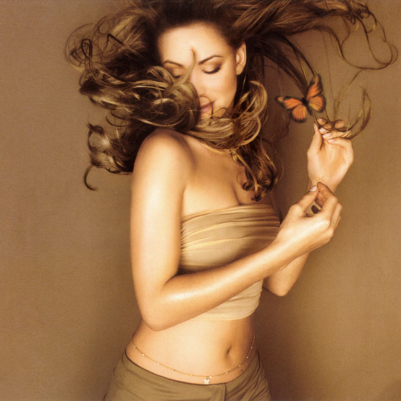 Lyrically I wanted to paint a picture... it's very visual in a lot of ways - Mariah Carey
