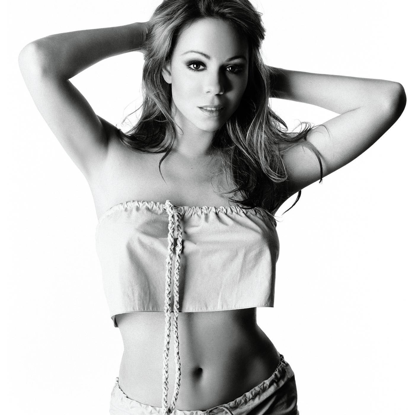 This is the first song that I sang as a professional singer - Mariah Carey