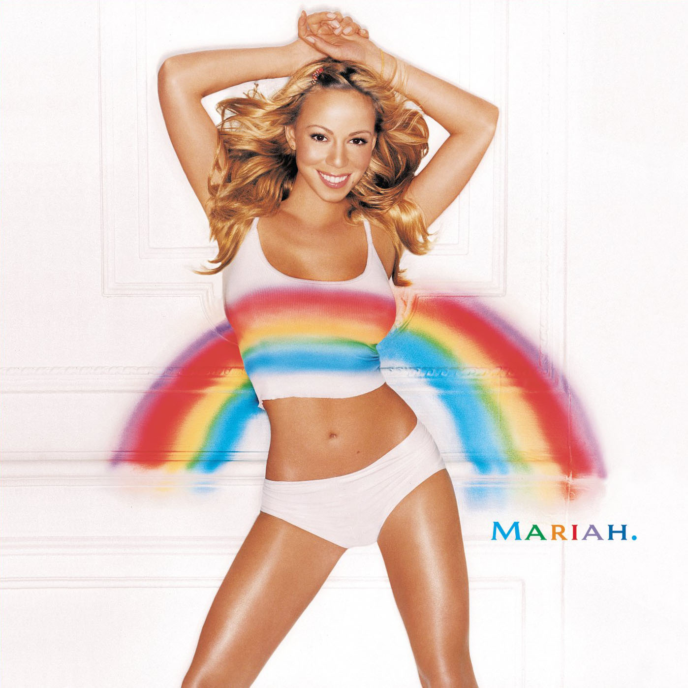 There were all of these high notes on it... why suppress it? - - Mariah Carey