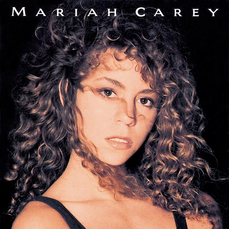 I just basically did it in the studio by myself and I like the sparseness of it - - Mariah Carey