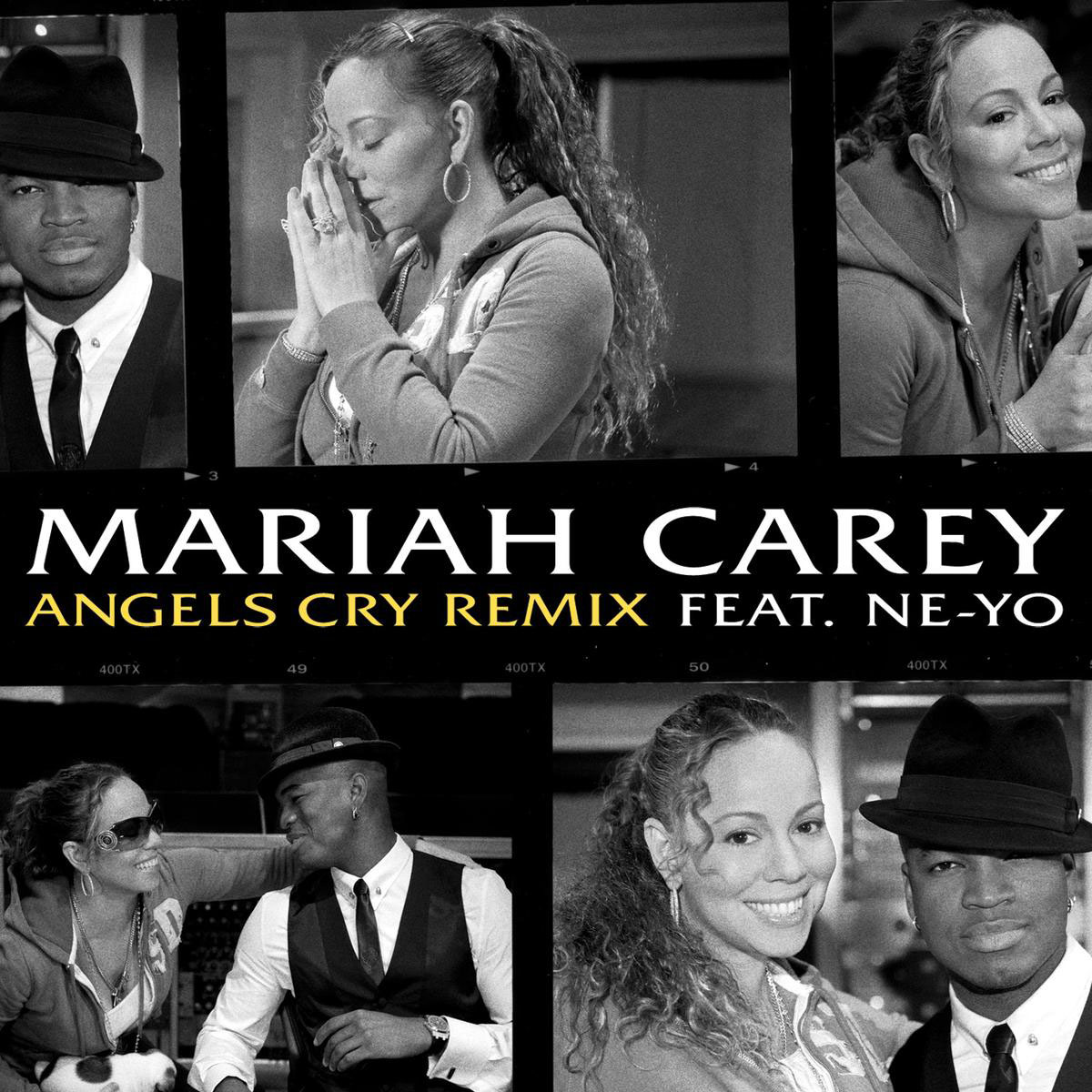 It's kinda like a love song, but you could take it any way you want - - Mariah Carey