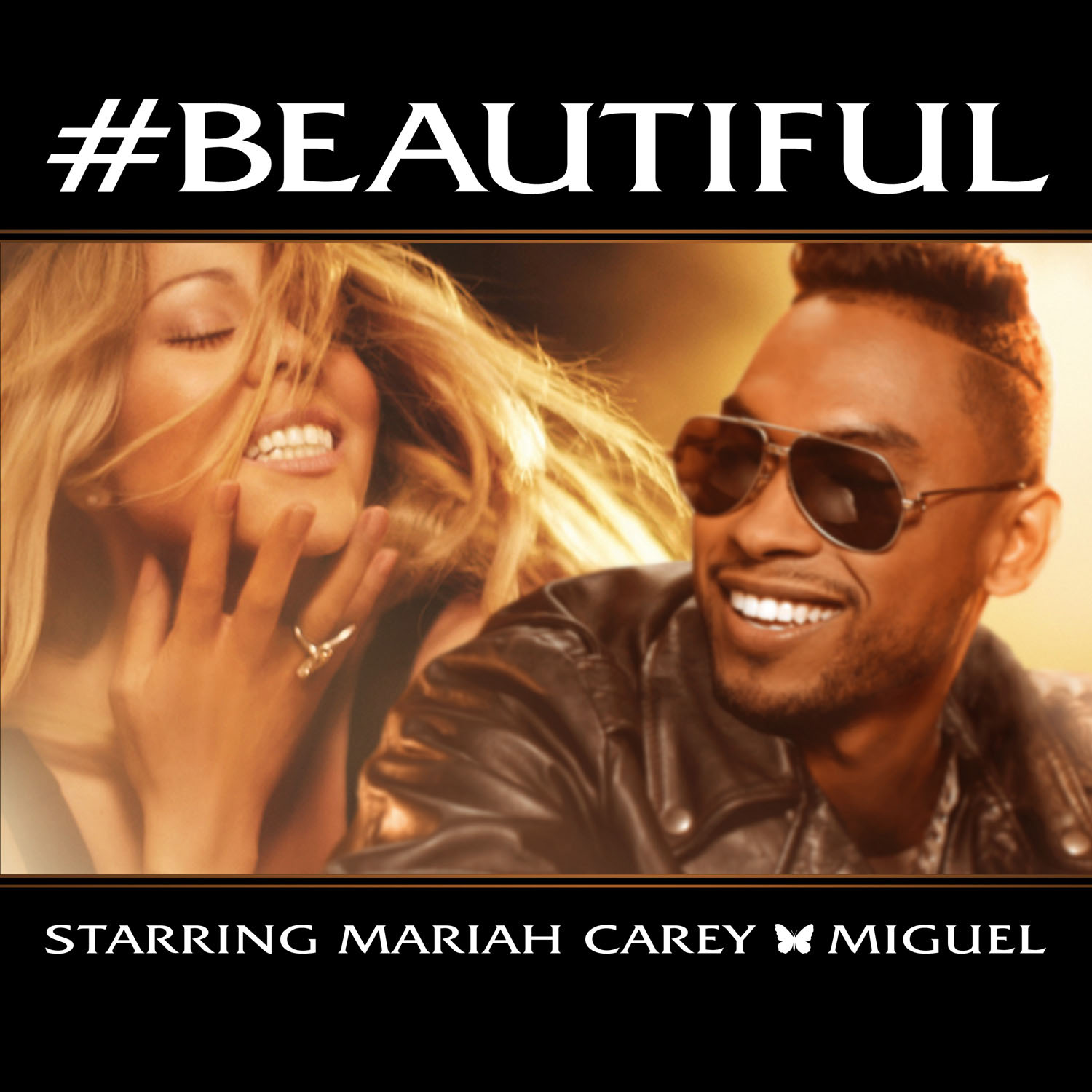 I feel like this is the first record I've ever released - - Mariah Carey