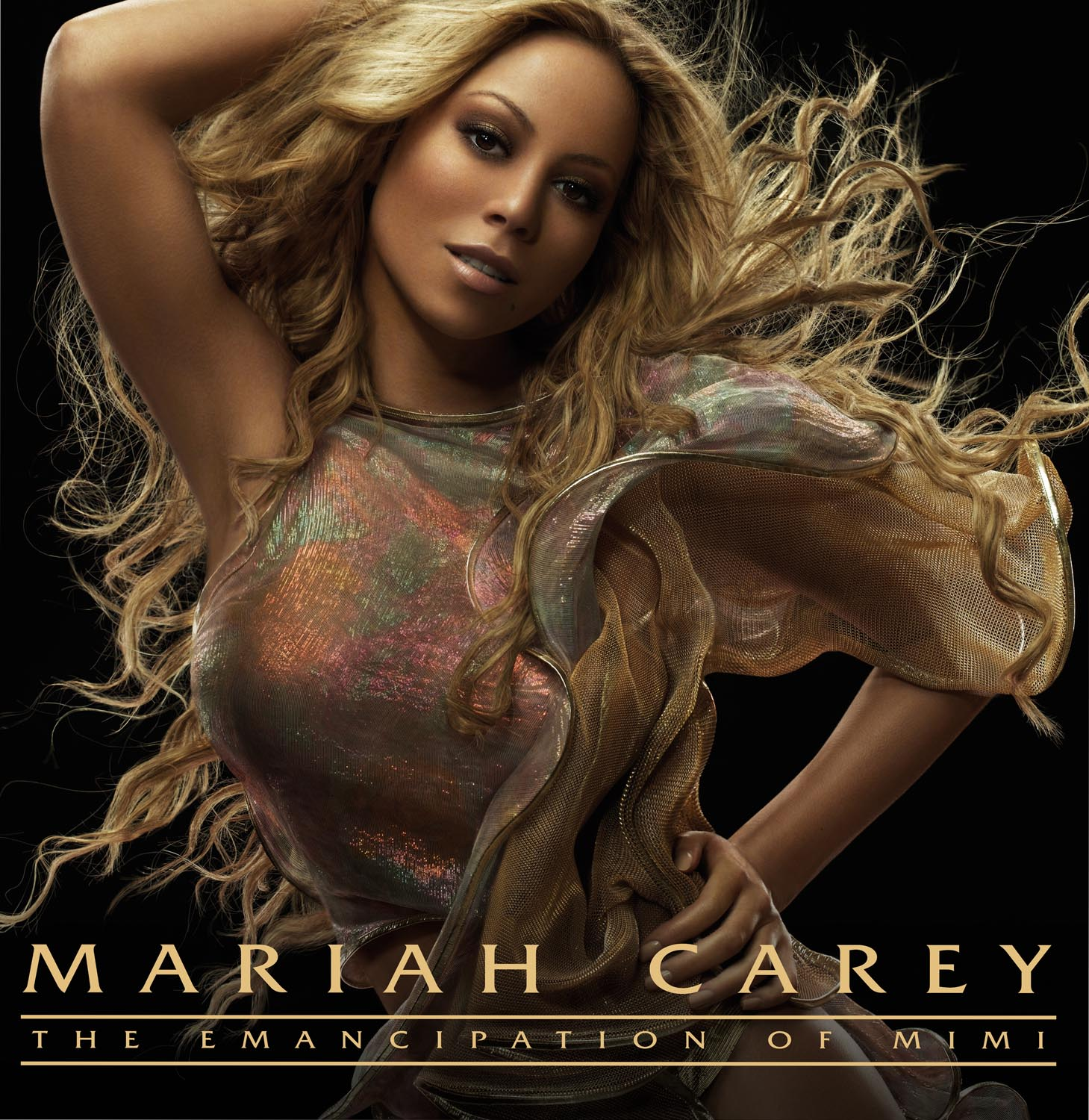 I tried to produce the background vocals to give you that vibe of just a really basic soul record - - Mariah Carey